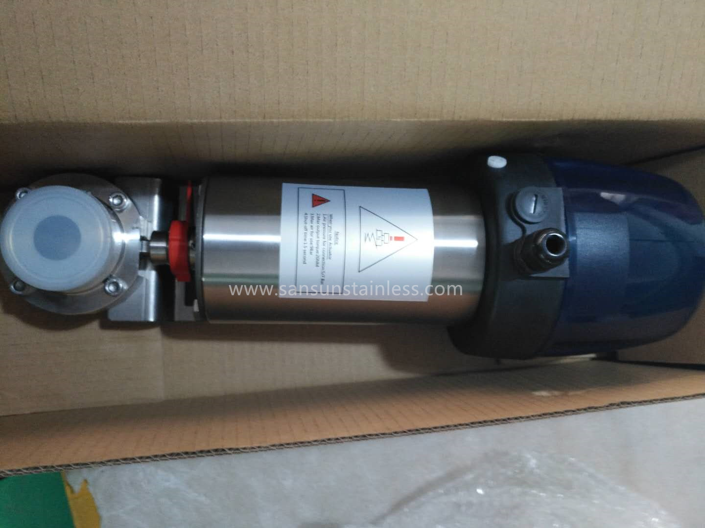 Stainless-steel-sanitary-butterfly-valve-with-C-TOP-ASI-Agreement